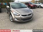 2013 Hyundai Elantra Limited   LEATHER   ROOF   HEATED SEATS in London, Ontario