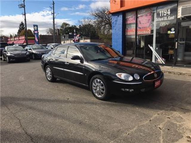 2007 BUICK ALLURE CXL   LEATHER   GREAT VEHICLE in London, Ontario