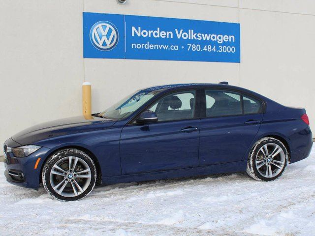2016 BMW 3 SERIES 320 i xDrive in Edmonton, Alberta