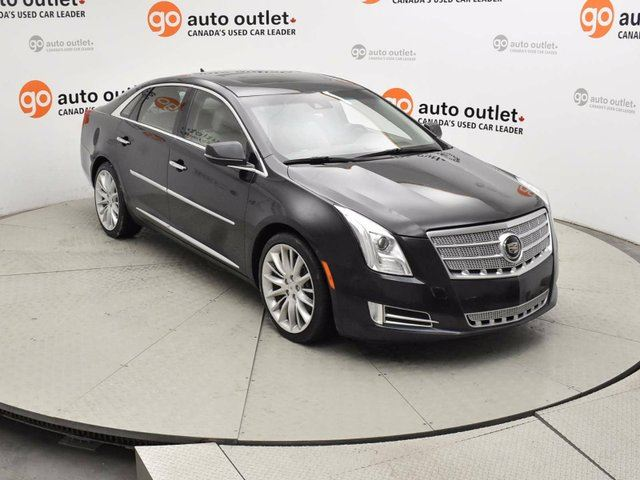 2014 CADILLAC XTS Platinum AWD All-wheel Drive in Edmonton, Alberta