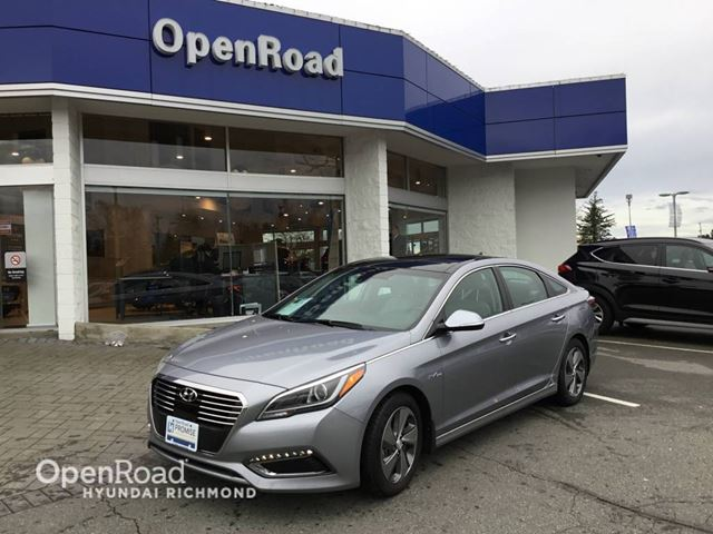 2017 HYUNDAI Sonata Ultimate- FINANCE AS LOW AS 1.9% in Richmond, British Columbia