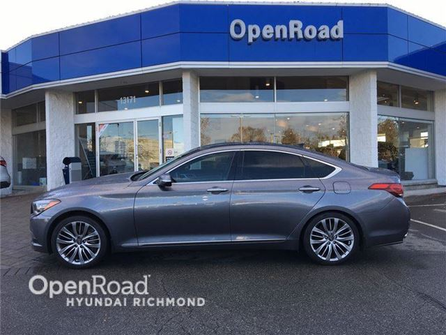 2015 HYUNDAI Genesis Ultimate- FINANCE AS LOW AS 1.9% in Richmond, British Columbia