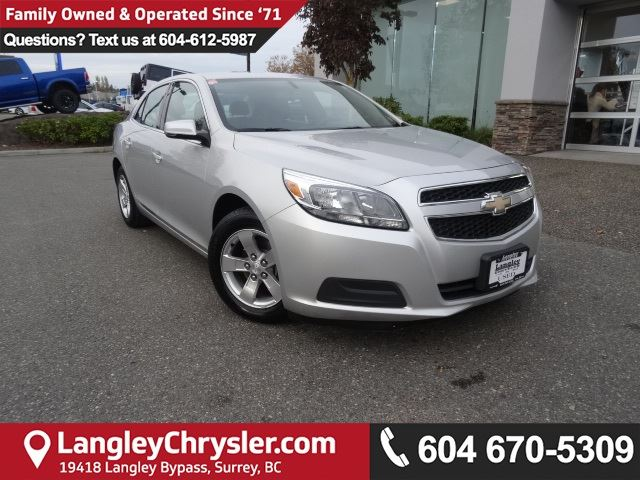2013 CHEVROLET MALIBU LS in Surrey, British Columbia