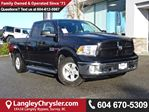 2017 Dodge RAM 1500 SLT *ACCIDENT FREE*ONE OWNER*LOCAL BC TRUCK* in Surrey, British Columbia