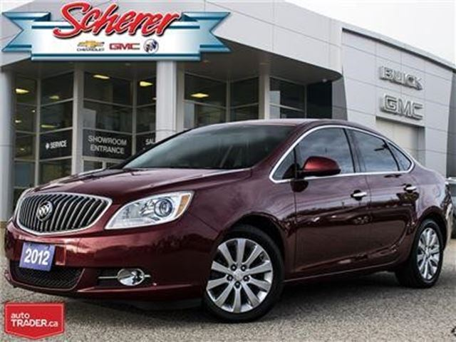 2012 BUICK VERANO w/1SD in Kitchener, Ontario