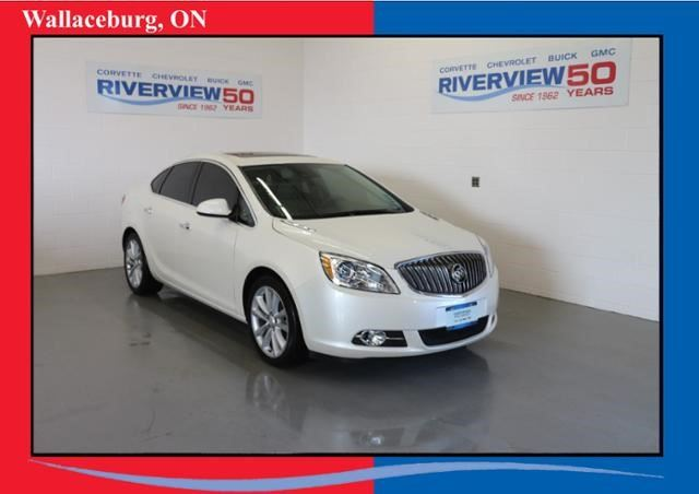 2015 Buick Verano Leather Group in Wallaceburg, Ontario