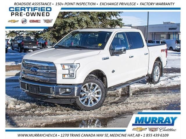2016 FORD F-150 King Ranch in Medicine Hat, Alberta