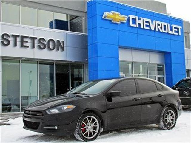 2013 DODGE DART Rallye in Drayton Valley, Alberta