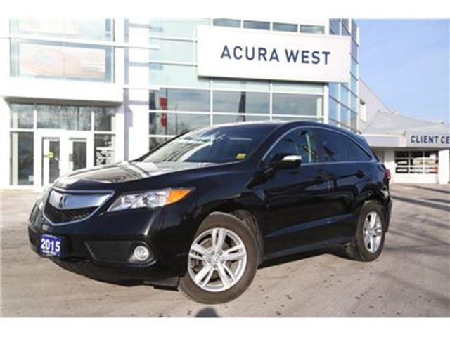 2015 ACURA RDX w/Technology Package in London, Ontario
