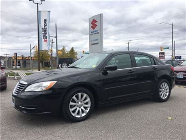 2012 CHRYSLER 200 LX ~Power Seat ~Composed Ride And Handling in Barrie, Ontario