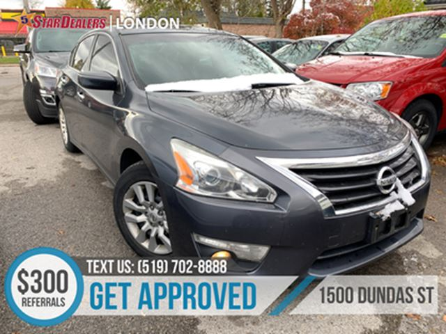 2013 NISSAN ALTIMA 2.5 S   GREAT FIND! APPLY HERE in London, Ontario