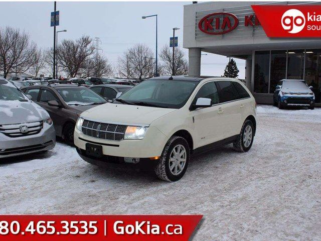 2008 LINCOLN MKX AWD, LEATHER. PANO ROOF in Edmonton, Alberta