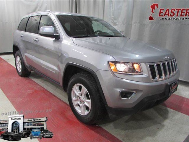 2016 JEEP GRAND CHEROKEE Laredo in Winnipeg, Manitoba