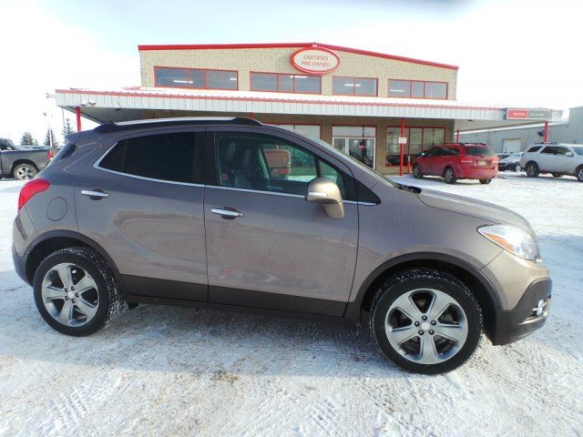 2014 BUICK ENCORE AWD Heated Seats, Back-up Cam, A/C, - Edmonton in Sherwood Park, Alberta