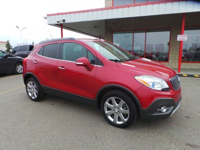 2014 BUICK ENCORE AWD Leather, Heated Seats, Back-up Cam, A/C, - Edmonton in Sherwood Park, Alberta