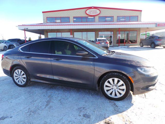 2015 CHRYSLER 200 LX Accident Free, A/C, - Edmonton in Sherwood Park, Alberta