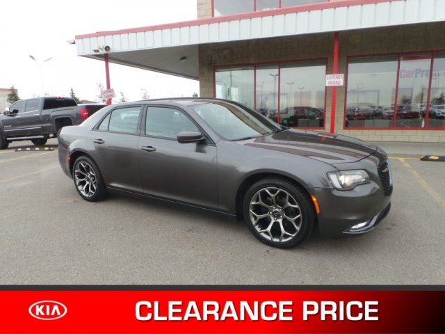 2016 CHRYSLER 300 S SPORT Accident Free, Leather, Heated Seats, Back-up Cam, A/C, - Edmonton in Sherwood Park, Alberta