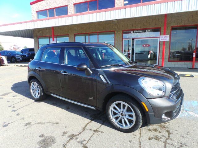 2016 MINI COOPER Countryman AWD COUNTRYMAN Leather, Heated Seats, Sunroof, Bluetooth, A/C, - Edmonton in Sherwood Park, Alberta