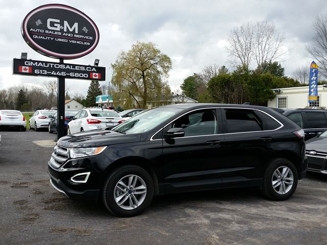 2017 Ford Edge SEL for sale