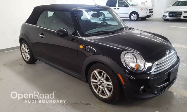 2014 MINI COOPER 2dr in Vancouver, British Columbia