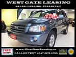 2007 Toyota Highlander LIMITED V6 4WD  LEATHER  in Vaughan, Ontario