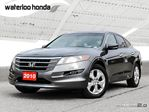 2010 Honda Accord Crosstour EX-L Sold Pending Customer Pick Up...One Owner. AWD, Leather and More! in Waterloo, Ontario