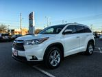 2015 Toyota Highlander   LIMITED-PANO ROOF+HTD STEERING WHEEL! in Cobourg, Ontario