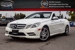 2013 Mercedes-Benz E-Class E 350 Pwr Top Navi Backup Cam Bluetooth Heat and Vented Front Seats 18Alloy in Bolton, Ontario