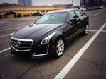 2014 Cadillac CTS Luxury Rear Wheel Drive in Mississauga, Ontario