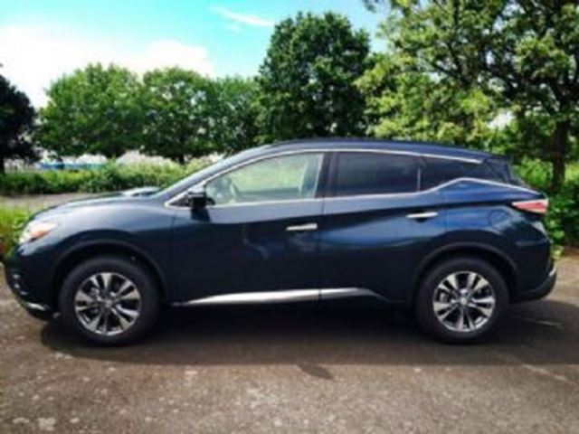 2017 nissan murano s fwd stock e3805 dark grey lease busters. Black Bedroom Furniture Sets. Home Design Ideas