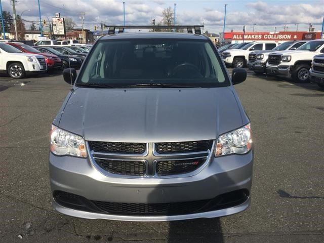 2015 DODGE GRAND CARAVAN Canada Value Package in Campbell River, British Columbia