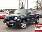 2017 Jeep Patriot HIGH ALTITUDE**LEATHER**SUNROOF**BLUETOOTH** in Mississauga, Ontario