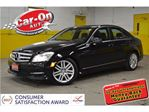 2011 Mercedes-Benz C-Class C250 4MATIC LEATHER SUNROOF HEATED SEATS BLUETOOTH in Ottawa, Ontario