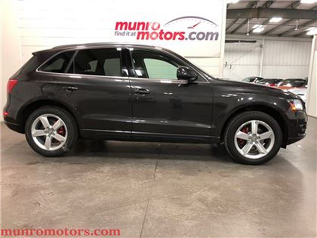 2012 Audi Q5 2.0T Premium Plus Panoramic Memory in St George Brant, Ontario