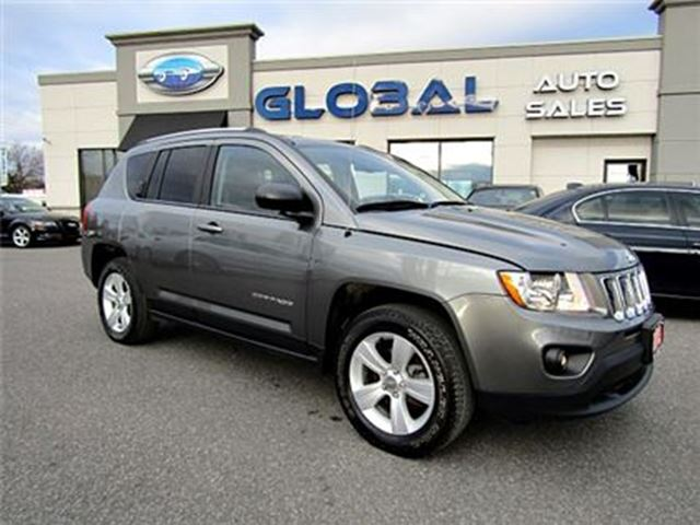 2013 JEEP COMPASS Sport 4WD NORTH EDITION in Ottawa, Ontario
