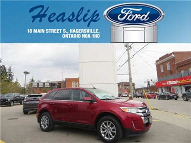 2013 Ford Edge Limited in Hagersville, Ontario