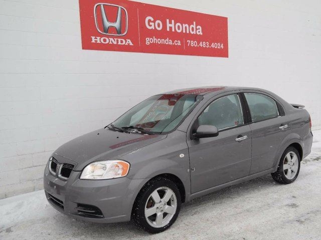 2008 PONTIAC WAVE Base, AUTO, 4DOOR in Edmonton, Alberta