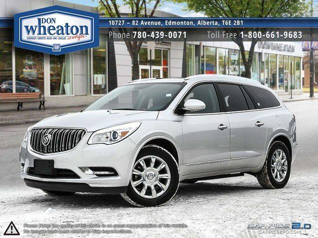 2014 BUICK ENCLAVE LEATHER AWD SUNROOF HEATED SEATS LOADED in Edmonton, Alberta