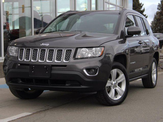 2015 JEEP COMPASS Sport/North 4dr 4x4 in Kamloops, British Columbia