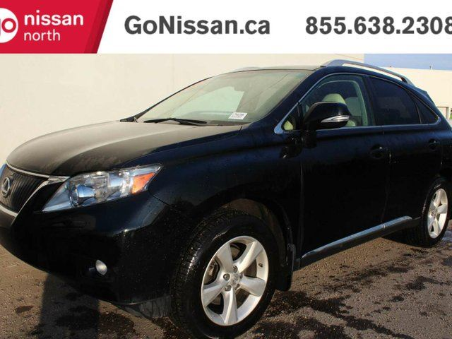 2010 LEXUS RX 350 LEATHER , SUNROOF, BACKUP CAMERA, HEATED SEATS, AWD! in Edmonton, Alberta