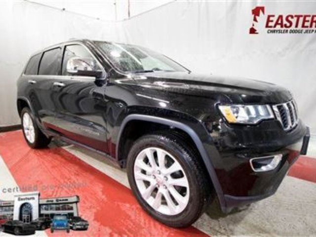 2017 JEEP GRAND CHEROKEE Limited in Winnipeg, Manitoba