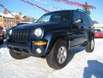2002 Jeep Liberty Limited Edition 4dr 4x4 in Edmonton, Alberta
