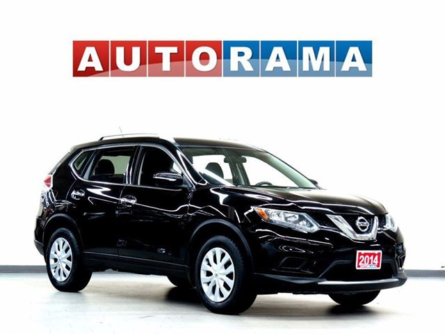 2014 NISSAN Rogue 4WD BLUETOOTH BACKUP CAMERA in North York, Ontario