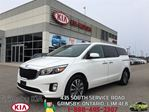 2016 Kia Sedona SX...MADE FOR THE FAMILY, BUT IT'S FOR YOU!!! in Grimsby, Ontario