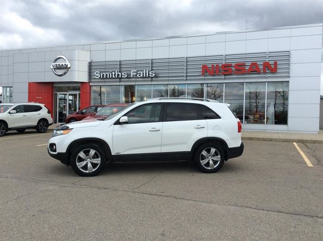 2013 KIA SORENTO EX Luxury V6 in Smiths Falls, Ontario
