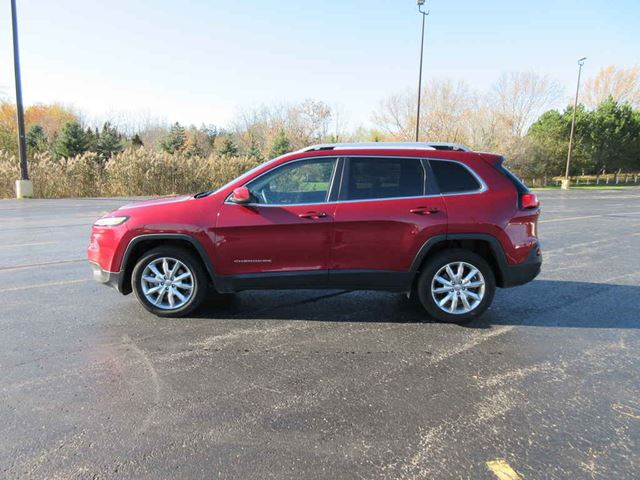 2017 JEEP CHEROKEE LIMITED in Cayuga, Ontario