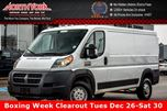 2016 Ram Promaster 136 Low Roof Backup_Camera Bluetooth Trac.Cntrl in Thornhill, Ontario