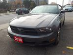 2010 Ford Mustang V6/4.0 L /Convertable in Scarborough, Ontario