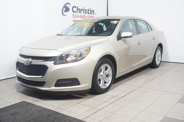 2015 CHEVROLET Malibu LS in Montreal, Quebec
