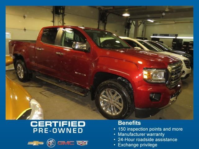 2015 GMC Canyon 4WD SLT in Alma, Quebec